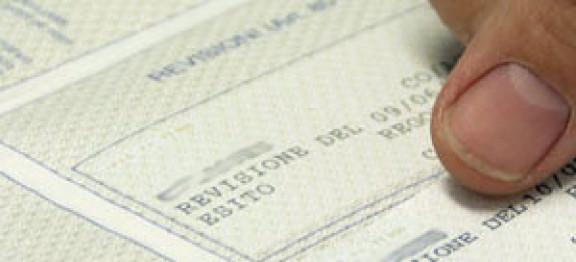Patente e libretto devono coincidere dal 3 novembre